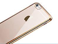 Золотой чехол бампер для iPhone 6/6s, 6+