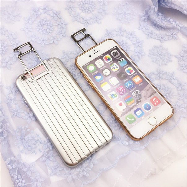 Чехол чемодан для iPhone 5/5s, 6/6s, 6+