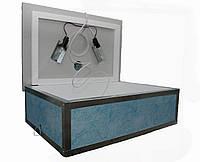 Инкубатор бытовой пластиковый «Наседка ИБМ-100» с механическим переворотом яиц.