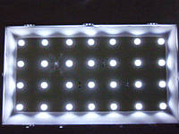 Светодиодные LED-линейки D4GE-320DC1-R2[14.03.17] (матрицы CY-GJ032BGEV1V, CY-GJ032BGAB3V, GH032BGA-B2)., фото 1