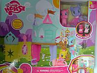 Дом +Пони В коробке 3225 Китай