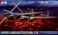 AVRO LANCASTER B Mk.I/III 1/48 TAMIYA 61105