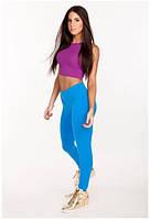 Цветные лосины для фитнеса