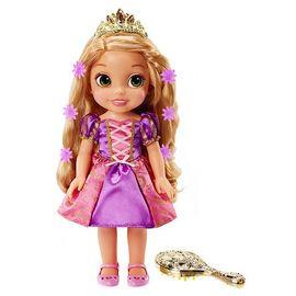 Кукла принцесса Рапунцель Магия волос светящиеся волосы 38 см Disney Princess Magic