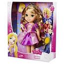 Кукла принцесса Рапунцель Магия волос светящиеся волосы 38 см Disney Princess Magic, фото 6