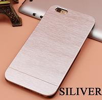 """Чехол для IPhone 4/4S Задняя панель""""Стена"""" Бесплатная доставка Цвет:серебро,синий."""