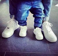 Низкие детские кроссовки Nike Air Force 1 Low Baby