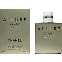 Allure Homme Edition Blanche Eau de Parfum Chanel 50ml для мужчин