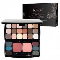 NYX S126 Bohemian Chic Nude Matte Collection - Набор декоративной косметики
