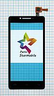 Сенсорный экран для мобильного телефона Prestigio 5500, черный P/N BM 2.85.0502010-03