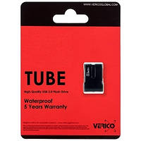 USB Flash Verico Tube 4Gb black