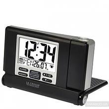Проекционные часы La Crosse WT525-Black/Silver 923252