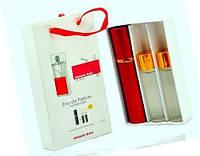 Подарочный набор 3в1 с феромонами Armand Basi In Red для женщин