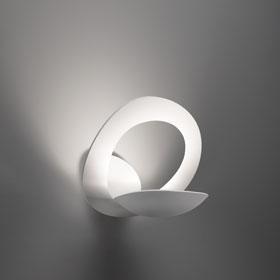 Artemide Pirce Wall - White