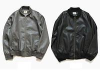 Легкая мужская кожаная куртка BART SIMSON