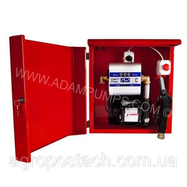 Заправка для  дизельного топлива  в   металическом корпусе  80 л/мин