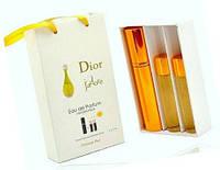 """Подарочный набор 3в1 Christian Dior """"Jadore"""" женский"""