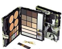 Набор для макияжа MaXMaR (тени для бровей, консилеры, корректоры, хайлайтер)
