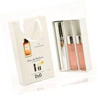 """Подарочный набор 3в1 с феромонами Dolce & Gabbana """"3 L'imperatrice"""" для женщин"""