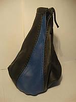 Универсальный кожаный чехол на рычаг КПП
