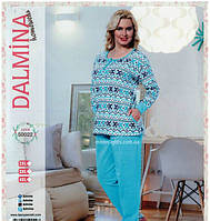 """Пижама женская больших размеров """"Dalmina Secret""""  Турция"""