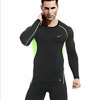 Рашгард Nike pro combat (компрессионная футболка), фото 1