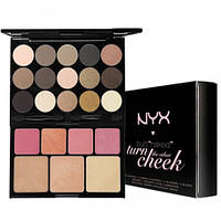 NYX S132 Butt Naked Turn The Other Cheek - Набор декоративной косметики