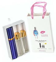 """Подарочный набор 3в1 с феромонами Escada """"Island Kiss"""" для женщин"""