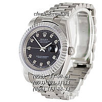 Женские часы rolex серебро