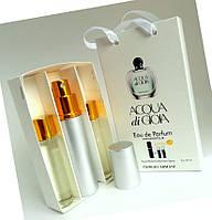 """Подарочный набор 3в1 с феромонами Giorgio Armani """"Acqua di Gioia"""" для женщин"""