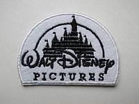 Нашивка, патч  Walt Disney Pictures (маленькая)