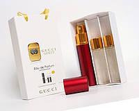"""Подарочный набор 3в1 с феромонами Gucci """"Guilty"""" для женщин"""