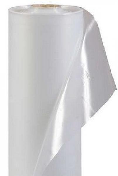 Плёнка белая, прозрачная, нестабилизированная