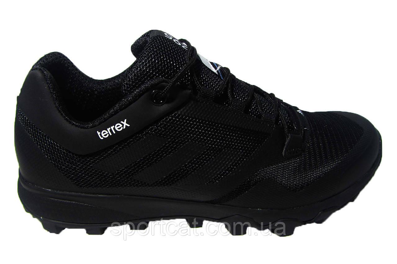Мужские Кроссовки Adidas Terrex, черные