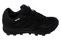 Мужские Кроссовки Adidas Terrex, черные  Р. 41,5 44 45.5