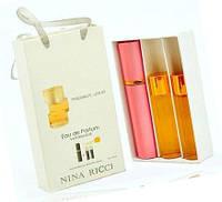 """Подарочный набор 3в1 с феромонами Nina Ricci """"Premier Jour"""" для женщин"""