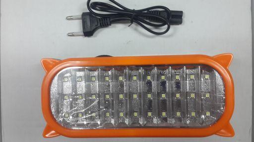 Светодиодная аккумуляторная панель YJ-6801 33 LED