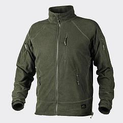 Куртка ALPHA TACTICAL - Grid Fleece - Olive