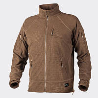 Куртка ALPHA TACTICAL - Grid Fleece - койот ||BL-ALT-FG-11
