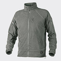 Куртка ALPHA TACTICAL - Grid Fleece - Foliage Green ||BL-ALT-FG-21