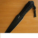 Нож метательный с толстым клинком, мощный и сбалансированный , фото 2