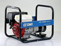 Однофазный бензиновый генератор SDMO HX 4000 (4 кВт)