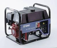Трехфазный бензиновый генератор SDMO SH 7500 T (6 кВт)