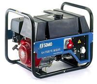 Трехфазный бензиновый генератор SDMO SH 7500 TE-S (6 кВт)
