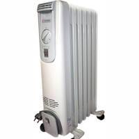 Масляный обогреватель Термия Н0715 таймер 1.5 кВт, фото 1