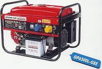 Трехфазный бензиновый генератор GLENDALE GP6500L-GEE/3 (6,5 кВт)