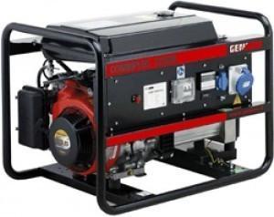 Однофазный генератор GENMAC Combiplus 7300R (6,5 кВт)