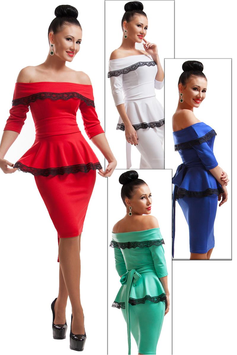 Нарядное платье ФРЕНЧ