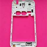 Lenovo a859 задняя часть корпуса б/у белая, фото 2
