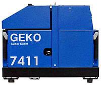 Трехфазный бензиновый генератор Geko 7411 ED-AA/HEBA (6,5 кВт)